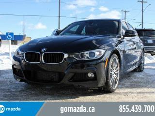 Used 2015 BMW 335i M SPORT PKG PREMIUM PKG NAV, TOUCH OF CLASS INTERIOR for sale in Edmonton, AB