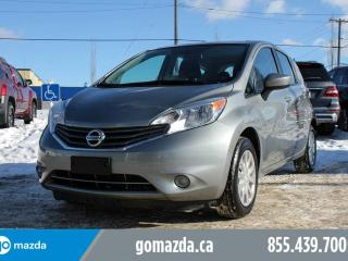 Used 2015 Nissan Versa Note 1.6 SV NOTE POWER OPTIONS BACK UP CAM ACCIDENT FREE for sale in Edmonton, AB