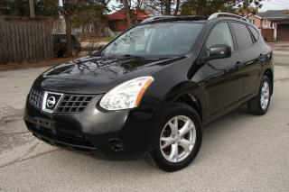 Used 2008 Nissan Rogue SL for sale in Mississauga, ON