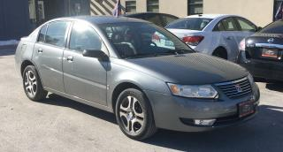 Used 2005 Saturn Ion Uplevel for sale in Midland, ON
