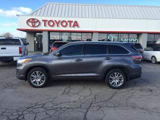 Used 2016 Toyota Highlander XLE for sale in Cambridge, ON