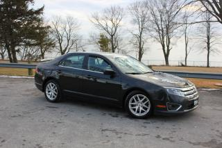 Used 2010 Ford Fusion SEL-LEATHER|SUNROOF|HEATED SEATS|VERY LOW KMS for sale in Oshawa, ON