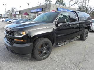 Used 2016 Chevrolet Silverado 1500 * DBL CAB * CAP * REV CAM * 4 X 4 for sale in Windsor, ON