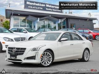 Used 2014 Cadillac CTS CTS4 AWD 2.0T LUXURY |NAV|CAMERA|ROOF|WARRANTY for sale in Scarborough, ON