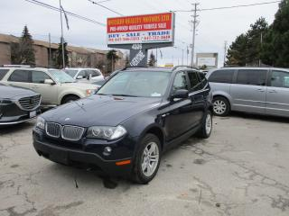 Used 2008 BMW X3 3.0I for sale in Scarborough, ON