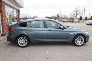 Used 2011 BMW 535xi 535i xDrive Grand Tourismo,Navi,DVD,Camera for sale in Oakville, ON
