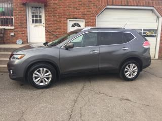 Used 2014 Nissan Rogue SV Bluetooth Rear Camera Pano Roof LOW KMS! for sale in Bowmanville, ON