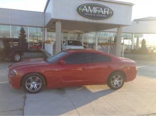 Used 2013 Dodge Charger SXT / NO PAYMENTS FOR 6 MONTHS !!! for sale in Tilbury, ON