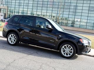 Used 2011 BMW X3 28i|NAVI|REARCAM|DVD|PANOROOF for sale in Scarborough, ON
