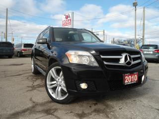 Used 2010 Mercedes-Benz GLK350 LOADED NAV PANORAMIC REMOTE START NO ACCIDENT SAFE for sale in Oakville, ON