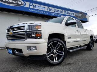 Used 2015 Chevrolet Silverado 1500 High Country for sale in Langley, BC