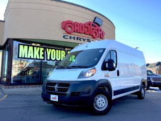 Used 2017 RAM 2500 ProMaster HIGH ROOF 159WB for sale in Scarborough, ON