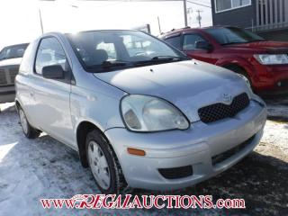Used 2004 Toyota ECHO  2D HATCHBACK for sale in Calgary, AB
