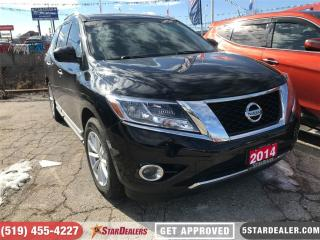 Used 2014 Nissan Pathfinder Platinum | NAV | DVD | LEATHER | ROOF | 4X4 for sale in London, ON