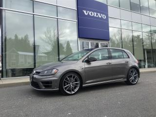 Used 2017 Volkswagen Golf R 2.0 TSI WOW! RARE! ONLY 8500 KMS! for sale in Surrey, BC