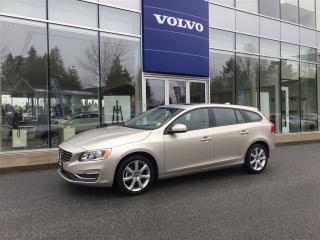 Used 2017 Volvo V60 T5 Drive-E w BLIS Package for sale in Surrey, BC