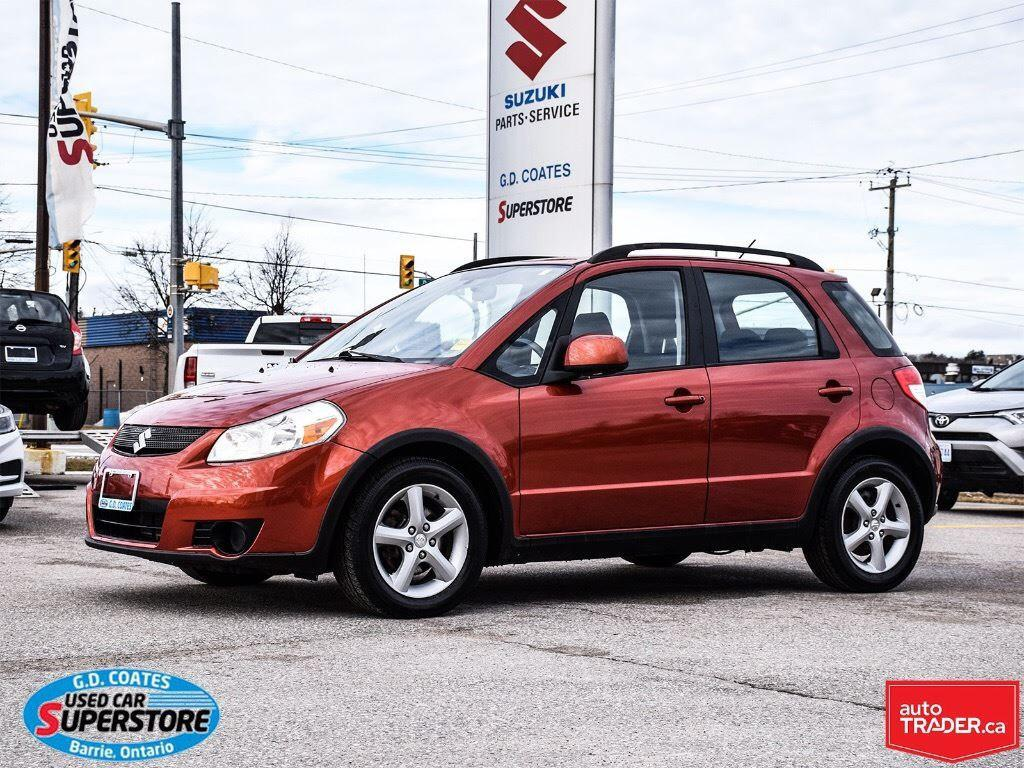 Used 2009 Suzuki SX4 JX AWD for Sale in Barrie, Ontario | Carpages.ca