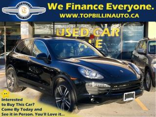 Used 2012 Porsche Cayenne S, Navigation, Loaded 121K kms for sale in Concord, ON