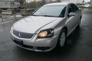 Used 2010 Mitsubishi Galant ES for sale in Langley, BC