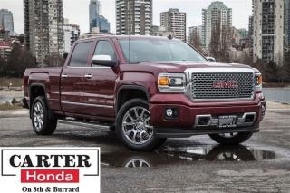 Used 2014 GMC Sierra 1500 Denali, Power Sunroof, No Accidents for sale in Vancouver, BC