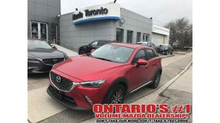 Used 2017 Mazda CX-3 GT for sale in Toronto, ON