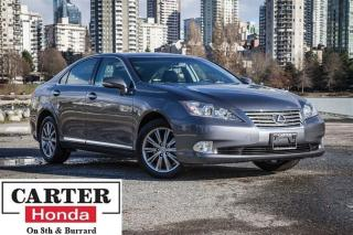 Used 2012 Lexus ES 350 No Accidents, Local for sale in Vancouver, BC