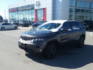 Used 2016 Jeep Grand Cherokee 4X4 Laredo for sale in Mississauga, ON