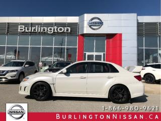 Used 2013 Subaru WRX STI, ACCIDENT FREE, 2 SETS of TIRES for sale in Burlington, ON