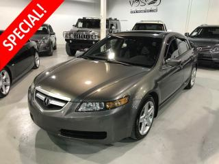 Used 2006 Acura TL Base - No Payments for 6 Months** for sale in Concord, ON