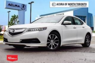 Used 2015 Acura TLX 2.4L P-AWS w/Tech Pkg Navigation| Bluetooth| Back- for sale in Thornhill, ON