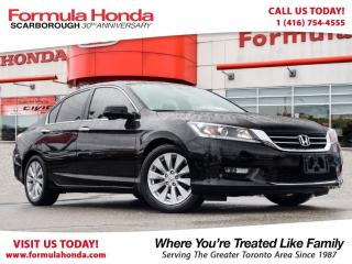 Used 2015 Honda Accord EX-L | LEATHER | HEATED SEATS | SUNROOF for sale in Scarborough, ON