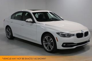 Used 2018 BMW 330i xDrive Nav Backup Camera Moon for sale in Winnipeg, MB