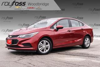 Used 2017 Chevrolet Cruze LT Auto BACKUP CAM, BOSE, SUNROOF for sale in Woodbridge, ON