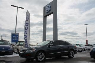 Used 2010 Volkswagen Passat CC Sportline for sale in Whitby, ON