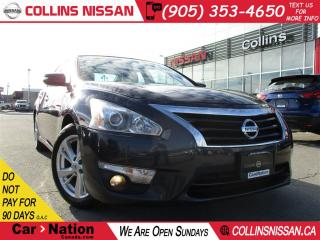Used 2014 Nissan Altima 2.5 SL | ALLOYS | NAVI | LEATHER | SUNROOF for sale in St Catharines, ON