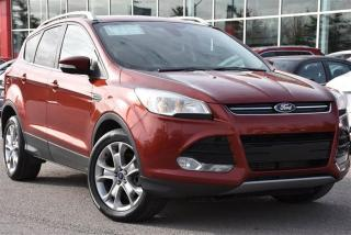 Used 2014 Ford Escape Titanium for sale in Ajax, ON