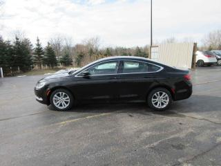 Used 2016 Chrysler 200 LIMITED FWD for sale in Cayuga, ON