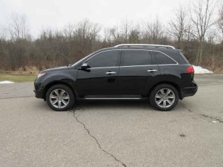 Used 2011 Acura MDX  AWD for sale in Cayuga, ON