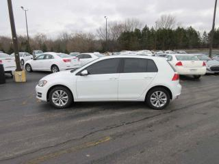Used 2015 VW GOLF TSI FWD for sale in Cayuga, ON