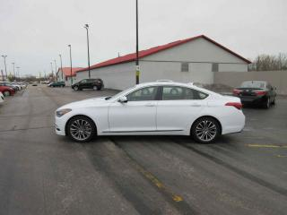 Used 2015 Hyundai GENESIS  AWD for sale in Cayuga, ON