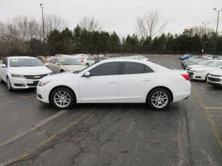 Used 2013 Chevrolet Malibu Eco Hybrid FWD for sale in Cayuga, ON