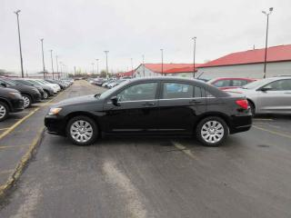Used 2014 Chrysler 200 LX FWD for sale in Cayuga, ON