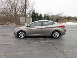 Used 2013 Hyundai Elantra GL FWD for sale in Cayuga, ON