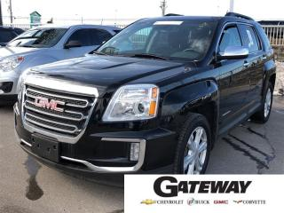 Used 2017 GMC Terrain SLE for sale in Brampton, ON