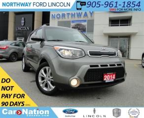 Used 2014 Kia Soul EX | HEATED SEATS | REAR CAMERA | for sale in Brantford, ON