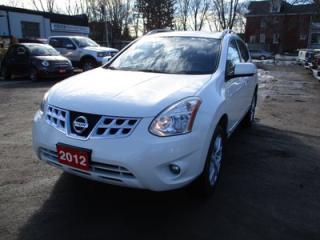 Used 2012 Nissan Rogue POWER EQUIPPED ALL WHEEL DRIVE 5 PASSENGER HEATED SEATS.. KEYLESS ENTRY.. AUX/USB INPUT.. SUNROOF.. for sale in Bradford, ON