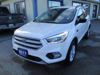 Used 2017 Ford Escape LOADED SE MODEL 5 PASSENGER 1.5L - ECO-BOOST.. 4WD.. HEATED SEATS.. NAVIGATION.. BACK-UP CAMERA.. BLUETOOTH SYSTEM.. for sale in Bradford, ON