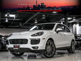 Used 2016 Porsche Cayenne SPORT CHRONO|21