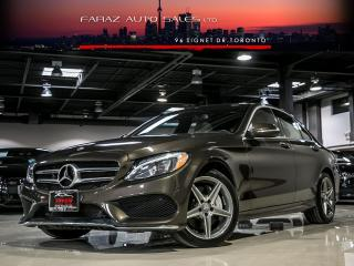 Used 2015 Mercedes-Benz C 300 AMG|NAVI|BLINDSPOT|LED|REAR CAM|LOADED for sale in North York, ON