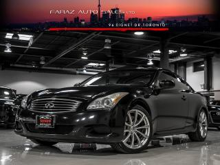 Used 2008 Infiniti G37 S|BLUETOOTH|PADDLE SHIFTERS|SUNROOF for sale in North York, ON